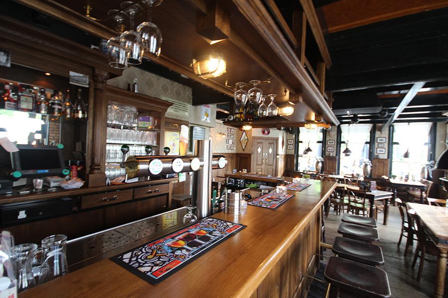<p>De bar</p>